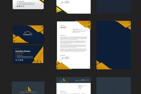 NLMA - Branding Drafts - Concept Living Construction